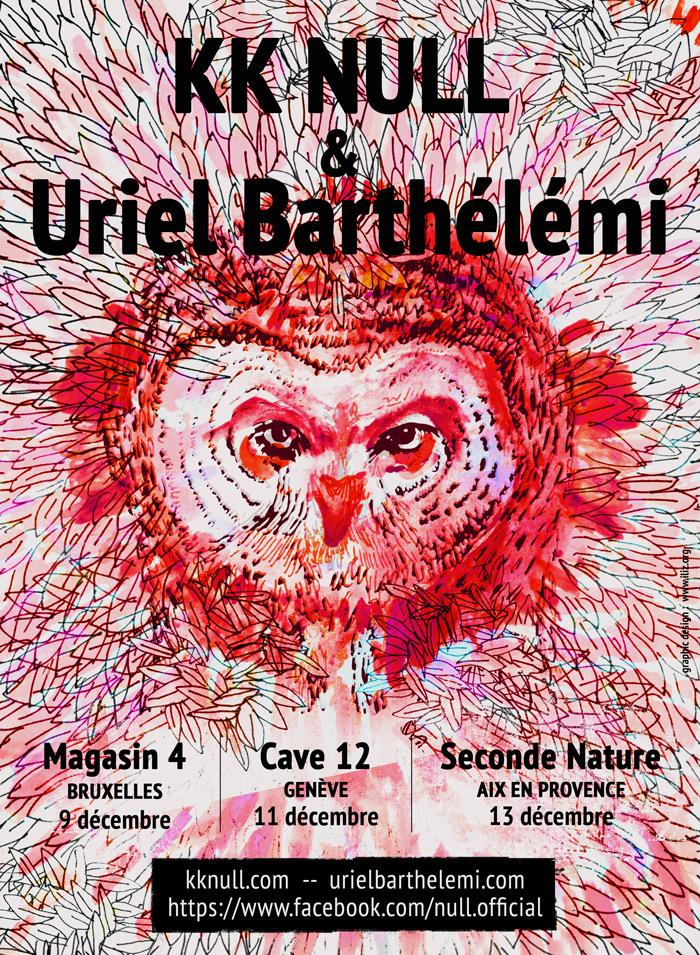 KK NULL & Uriel Barthélémi