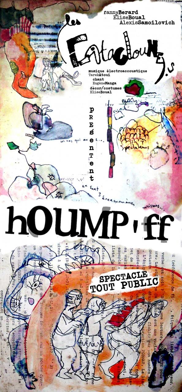 AFFICHE HOUMPF