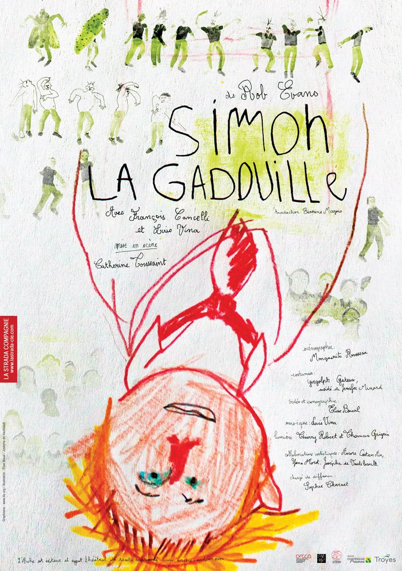 Simon la Gadouille